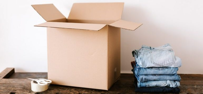 packing supplies for your next Livonia move