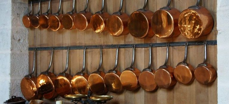 pots might be the biggest trouble when trying to pack kitchenware for moving