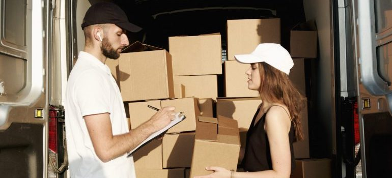Hire professional, reliable movers.