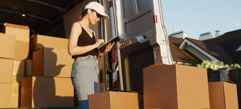 Moving to Clarkston MI with professional movers.